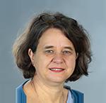 Koordinatorin Claudia Morgalla-Raphaelis