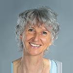 Koordinatorin Sabine Haut