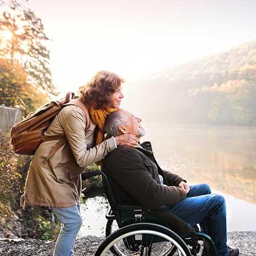 Der Hospizverein-Berchtesgadener-Land bietet ehrenamtliche Begleitung an